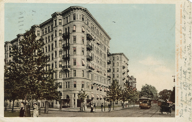 Washington Court Apartments I
