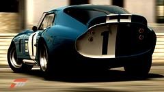 Shelby Daytona drift