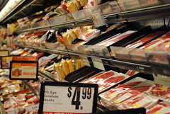 Pre-Packaged Meat Department