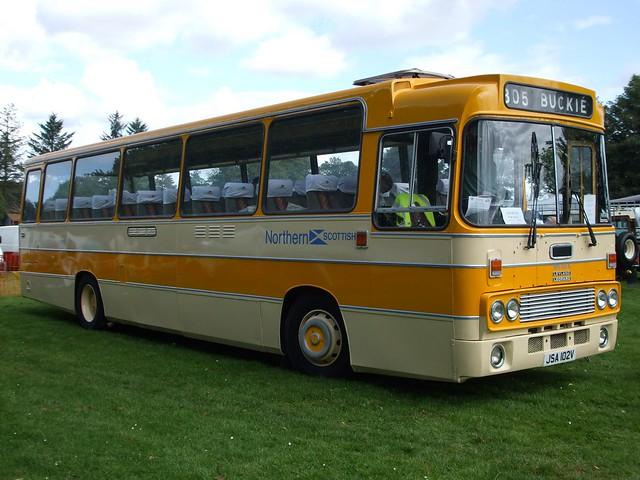 1980 Leyland Leopard / Alexander T-type coach