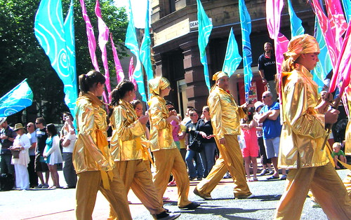 Manchester Day Parade, June 2010
