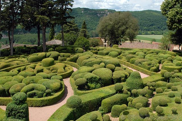 Les jardins suspendus de marqueyssac flickr photo sharing for Jardin suspendu