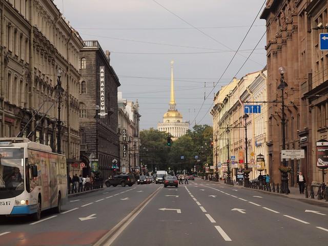 Header of St. Petersburg