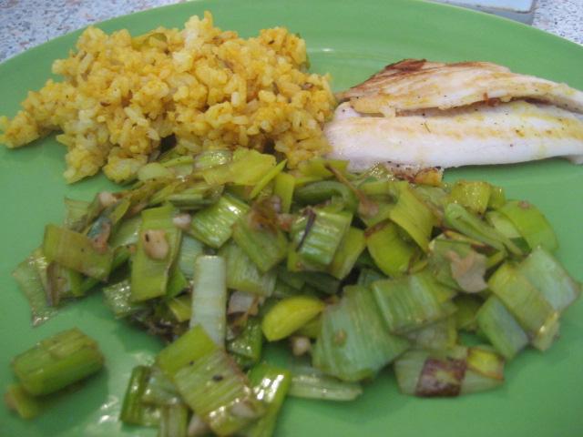 healthy fish dinner flickr   photo sharing