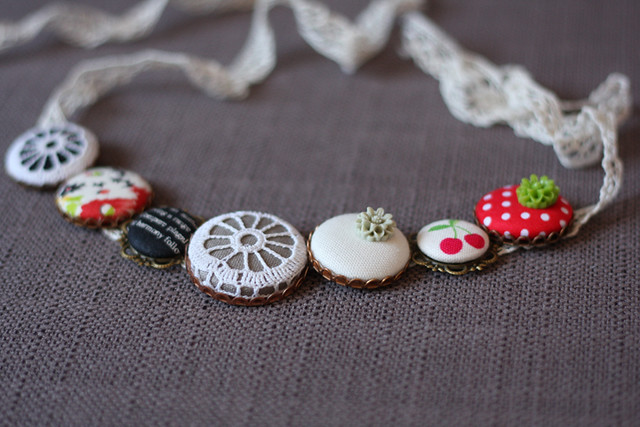 doily buttons