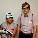 Halloween Friends - Noodles & Nerd by Rachael Ashe