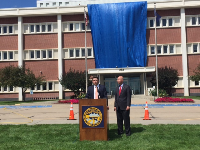 Gov. Ricketts Launches Department of Transportation