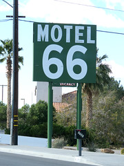 Motel 66 of Barstow