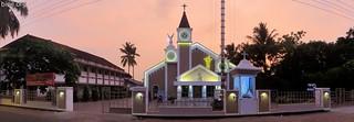 St. Pauls Church, Thaikkattussery, Thrissur - 1