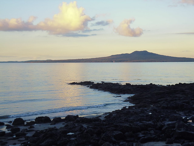 Rangitoto from Thorne Bay, Panasonic DMC-FH10