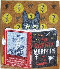 The Catnip Murders (Bill W. Dodge)