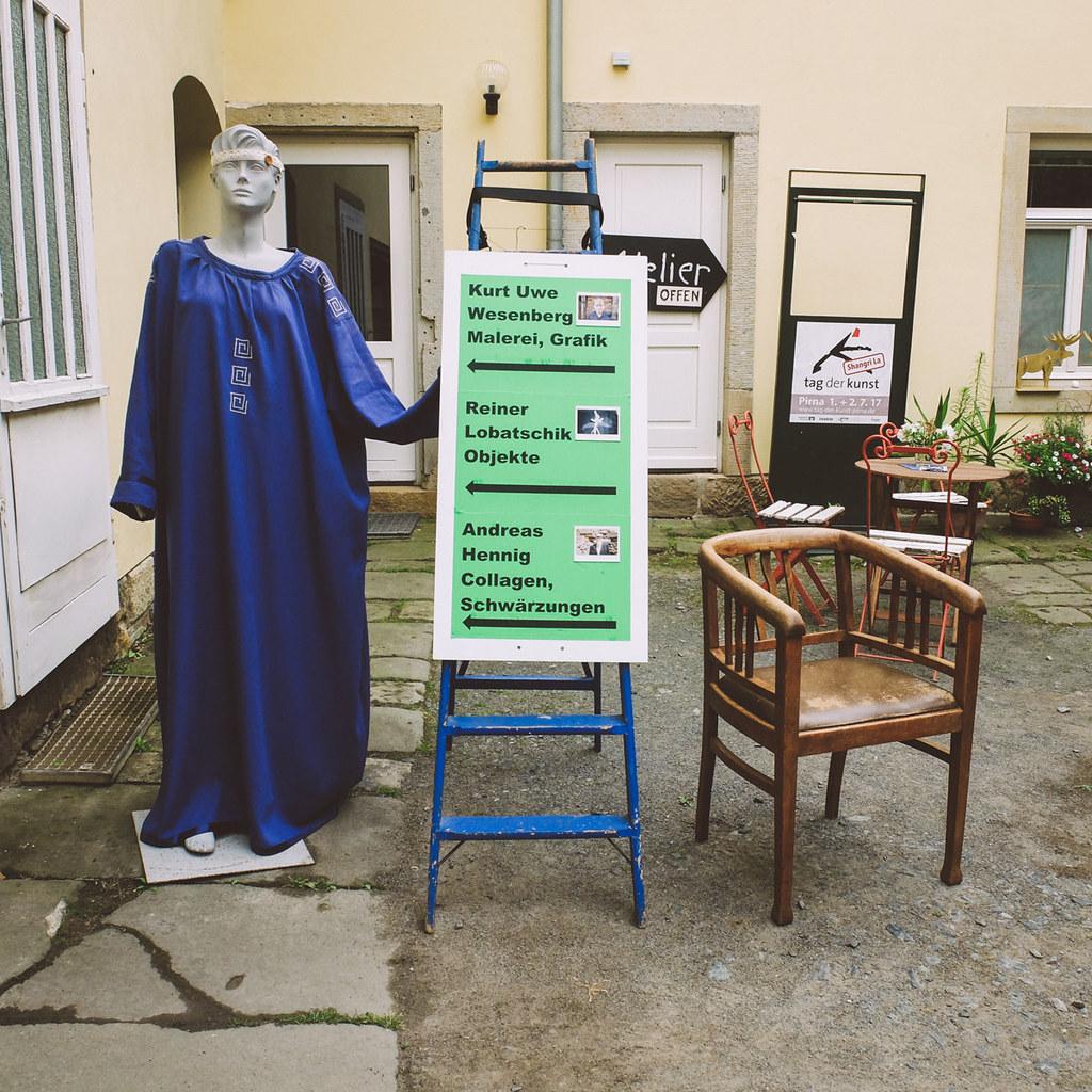 Shangri La - Tag der Kunst in Pirna