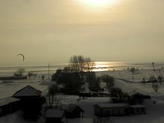 Weihnachten 2009 an der Nordsee in Schillig / Horumersil