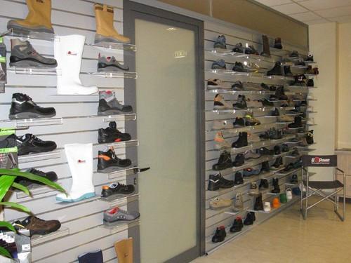 Montaje de tiendas de soluciones para los zapatos caem estanter as - Estanterias para calzado ...