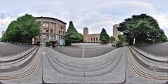 Waseda university main gate