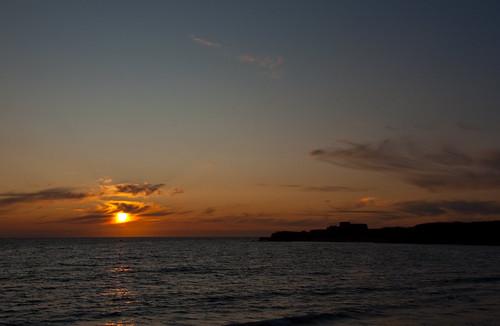 sunset day sunsetssunrises thechannelislands pwpartlycloudy