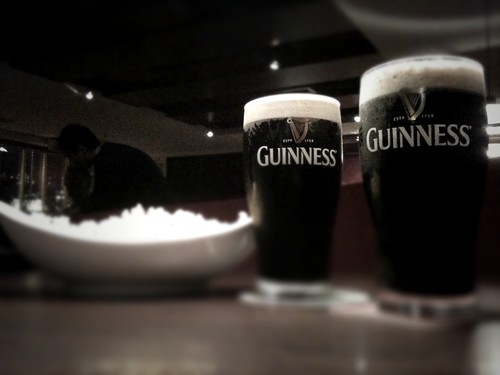 Guiness x 2