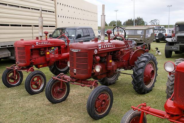 farmall super a tractor 1947 1954 flickr photo sharing