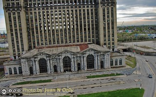 Michigan Central Station [A630-1511HDR2]