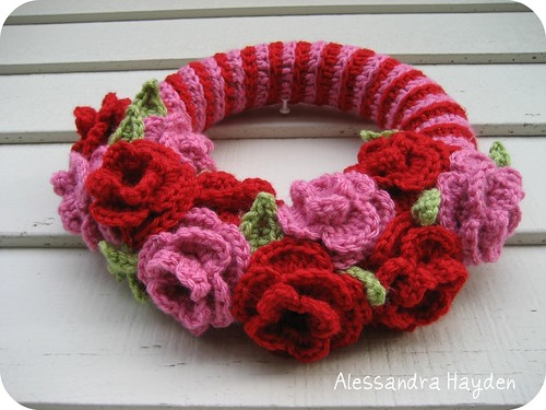 Valentine Wreath