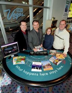 Las Vegas CVA Digital Marketing Team - Social Media