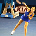 Small photo of Alicia Molik in Action