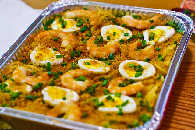 how to cook pancit malabon