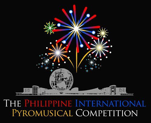 The Philippine International Pyromusical Competition Logo