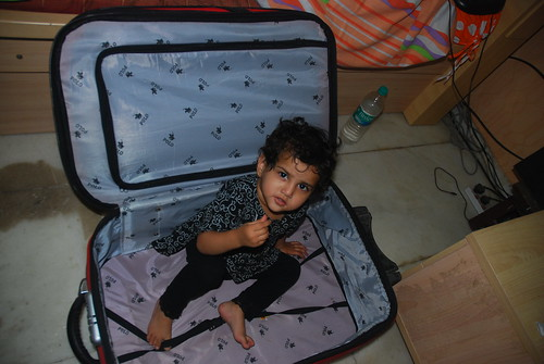 Marziya in a Suitcase by firoze shakir photographerno1
