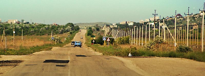 la strada russo