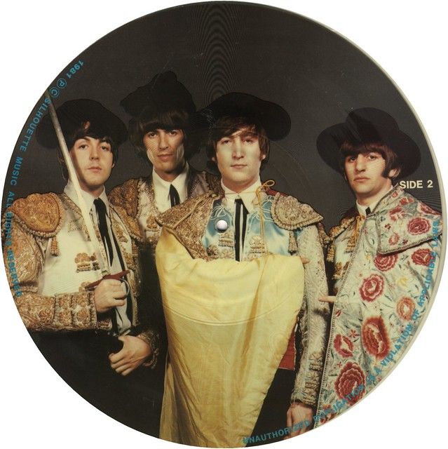 1 - Beatles, The - Pic Disc - Canada - 1981---