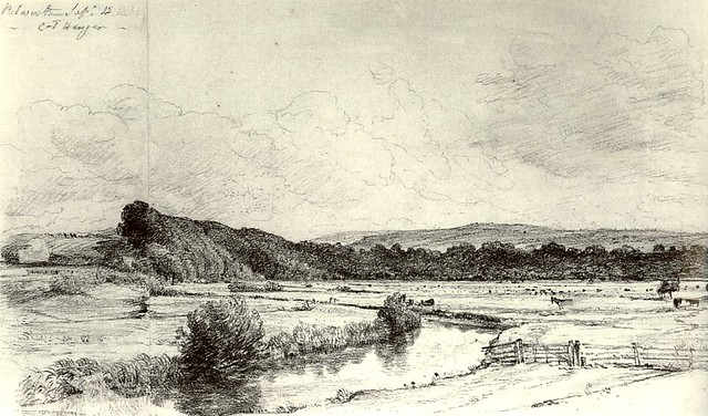 John Constable Drawings John Constable