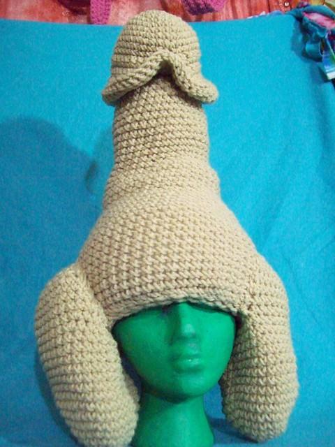 Hottie penis hat