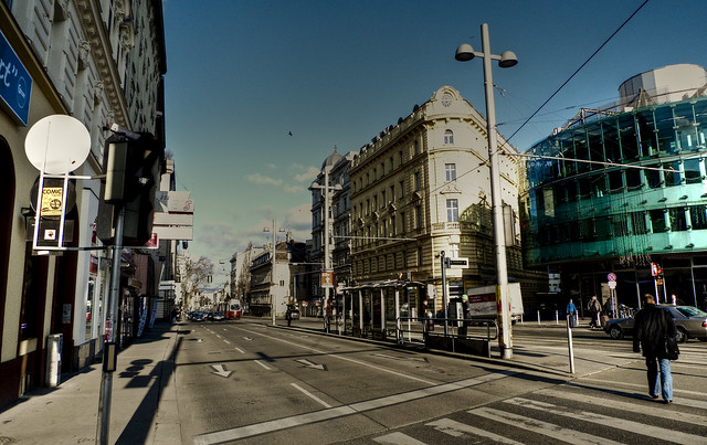 Wien Rennweg
