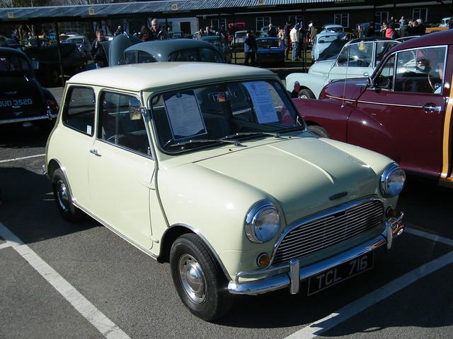 1962 Austin Mini Cooper Classic Automobiles