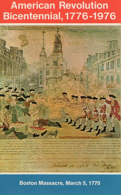 an analysis of the boston massacre and propaganda Nationalism & propaganda sheet music in the great war world war i in poetry  then display revere's engraving of the boston massacre and distribute page 1 of image analysis worksheet to students they will work through the worksheet with a partner once everyone is done, discuss what each group came up with.