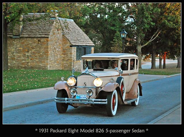 1931 Packard Model 826