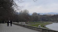 Vardar promenade