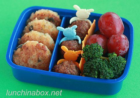 risotto cake bento for kindergartener flickr photo. Black Bedroom Furniture Sets. Home Design Ideas