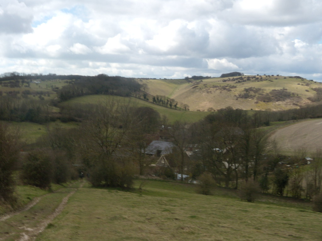 View Hassocks to Upper Beeding
