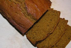 Ryan's Famous Pumpkin Nut Bread