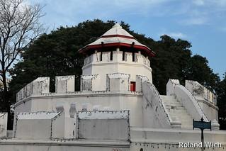 Bangkok - City Parapet Mahakan Fortress