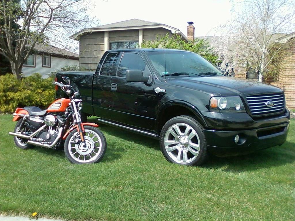 Harley Davidson Ford Truck For Sale Michigan