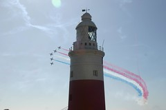 Red Arrows 115 - Lighthouse