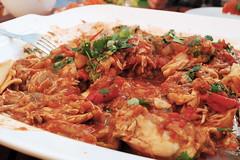 meal(1.0), meat(1.0), dak galbi(1.0), food(1.0), dish(1.0), cuisine(1.0),