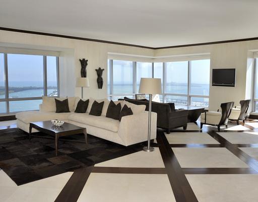 Four Seasons Miami Condo Residences Interior Designs