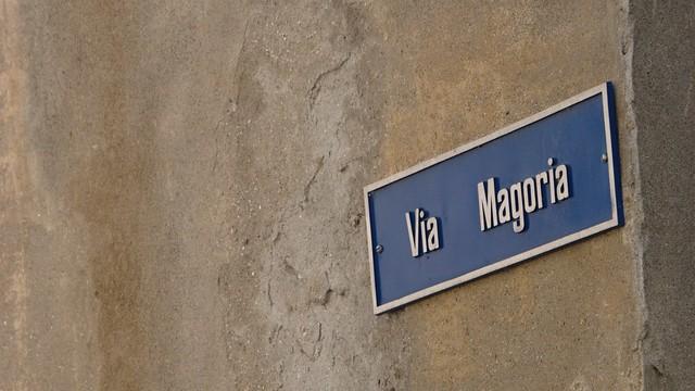 Header of Magoria