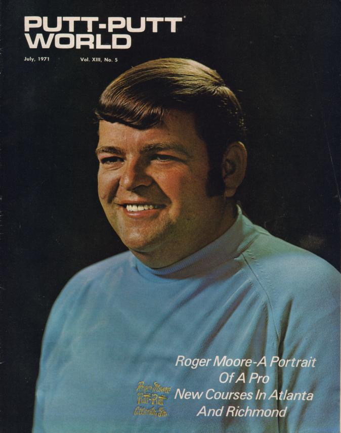 Putt-Putt World - January 1971 - Volume XIII, No. 5