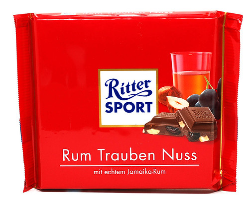 ritter sport rum raisin nut sugar pressure. Black Bedroom Furniture Sets. Home Design Ideas