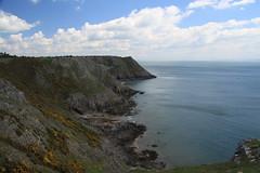 3 Cliffs Bay Gower Swansea